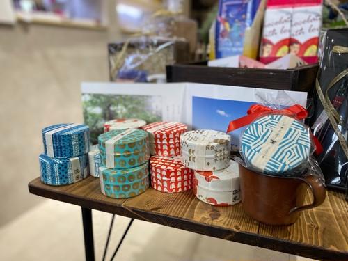 ジャスミン茶(さんぴん茶)ティーバッグ<選べる4つのデザイン缶>