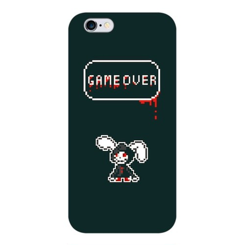(Large)Dolly GAME OVER Smart Phone Case - [スマホケース]