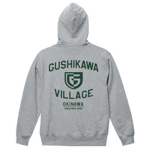 GUSHIKAWA VILLAGE PULL OVER PARKA