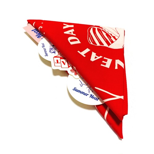 Sandwich  Bandana ( Red )