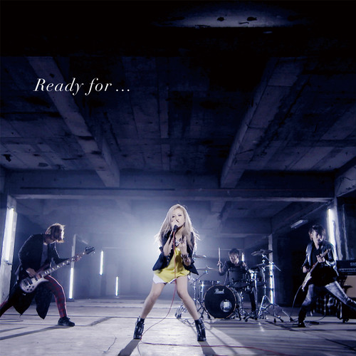 "【CD】1st Full Album ""Ready for ..."""