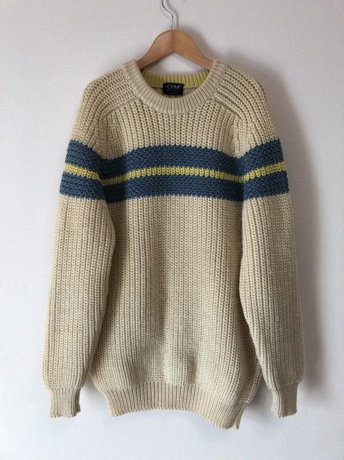 80's COMME des GARÇONS HOMME Irish sweater