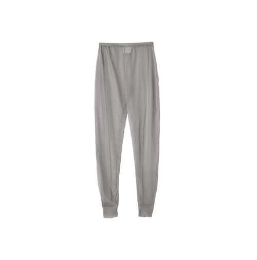 BACK SEAM LULEX LEGGINGS GRAY [TN18SS022]