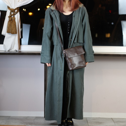 USA VINTAGE COAT WITH LINER/アメリカ古着ライナー付きコート