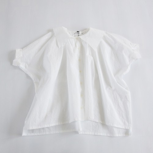 folk made(フォークメイド)/ acne shirts / white / S,Mサイズ