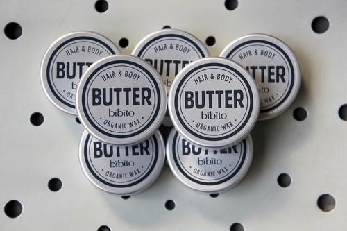 bibito butter オーガニックワックス 30g