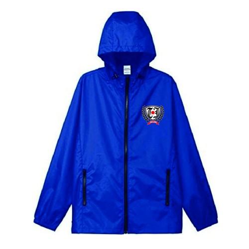 TEAM JAPAN® ナイロンフードジャケット