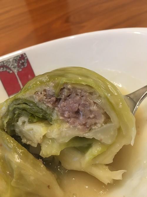 ロールキャベツシチュー1貫 冷凍 #洋食屋 #アカシア #キャベツ