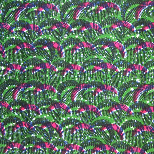 アフリカンプリント 68 / African Waxprint 68