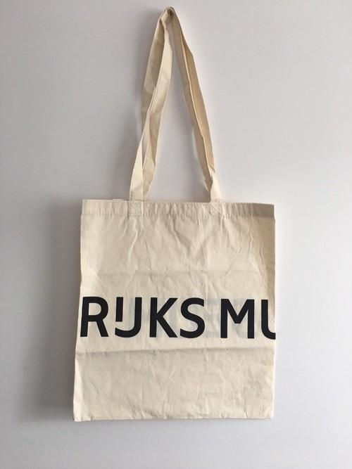 Rijksmuseum アムステルダム国立美術館 オリジナルトートバッグ