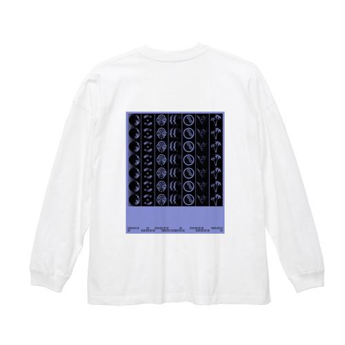 RDC 2020 KV L/S T-shirt White / Purple / Black