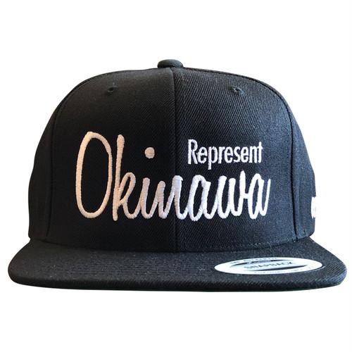 REP OKI SNAPBACK CAP / LIFEdsgn