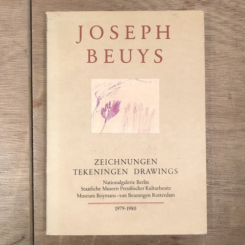 ZEICHNUNGEN TEKENINGEN DRAWINGS/ JOSEPH BEUYS(ヨーゼフ・ボイス)