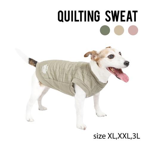 QUILTING SWEAT(XL,XXL,3L) キルティングスウェット