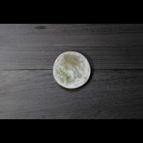 """英国の陶芸アーティスト【SARAH JERATH】""""TREE ASH"""" 12cm Plate プレート No.2"""