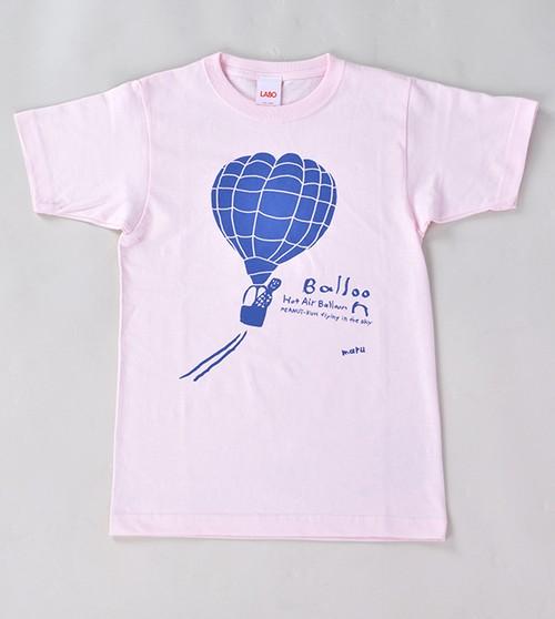 PEANUT-KUN Tシャツ(フロストピンク)