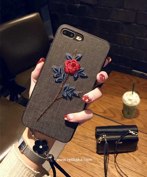 iphone8plusケース 個性 オシャレ iphone6s plusケース ストラップ 持ち軽便 iphone8カバー 放熱加工 可愛い 上品 セレブ愛用 アイフォン携帯カバー