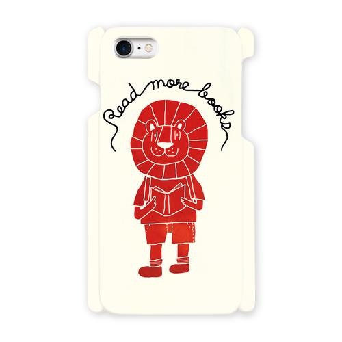 【読書ライオン】 phone case (iPhone / android)