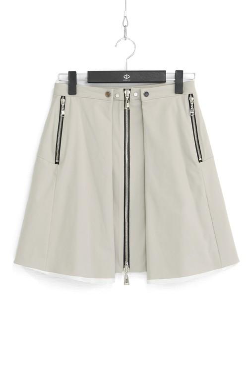 Origami Skirt [Beige]