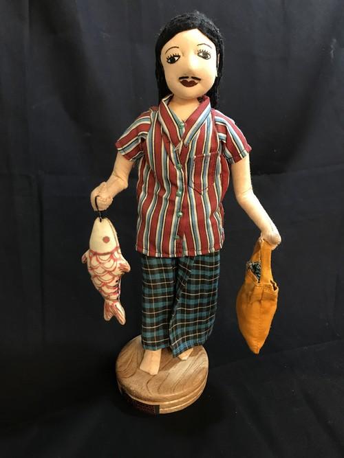 Aarong アーロン人形