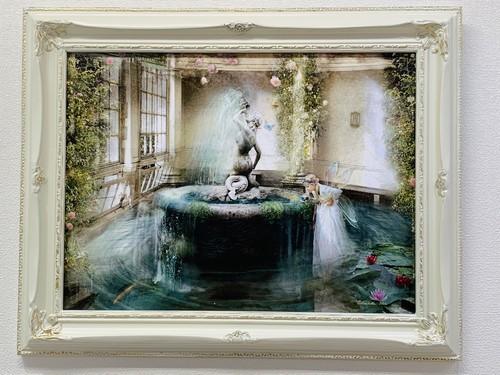 妖精の写真家Charlotte Birdのヴィンテージ フレーム~エンチャンティッド (魔法をかけられた)