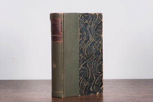 【CV372】 ŒUVRES DE Alphonse Daudet / display book