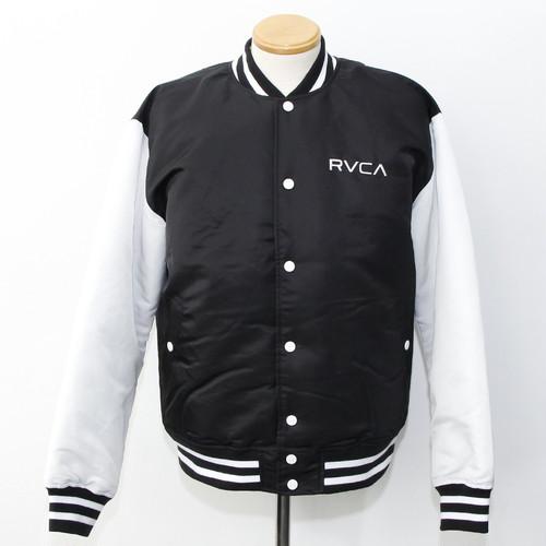 【RVCA】RVCA STUDIUM JUMPER (Black/White)