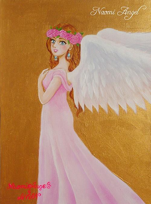原画 麗しの天使