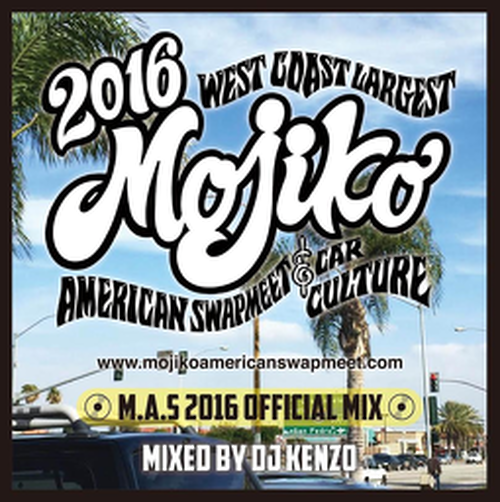 """M.A.S 2016 OFFICIAL MIX""/DJ KENZO"