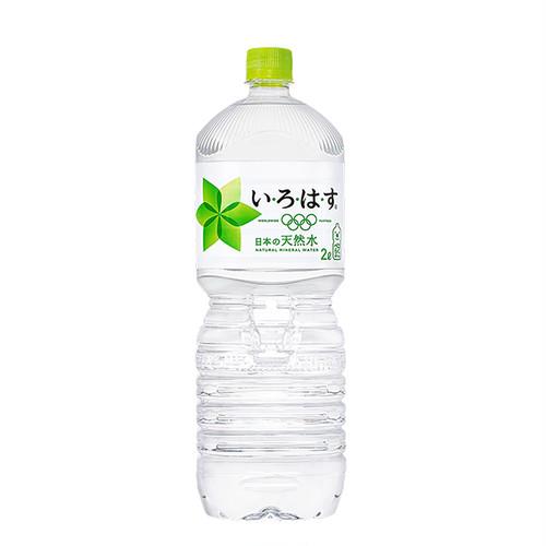 [メーカー直送] い・ろ・は・す PET 2L [送料無料]