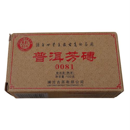 0081芳磚<2011年/熟・100g>