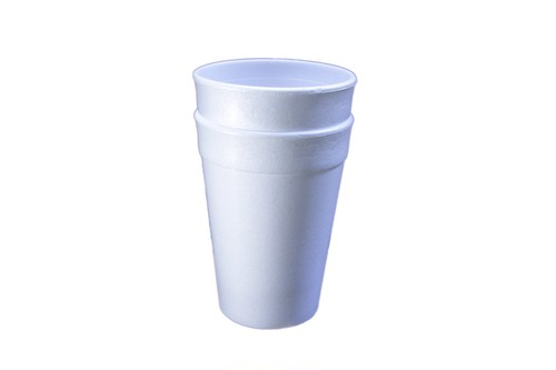 White Double Cup