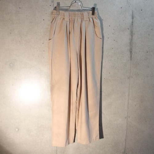 Silk Easy Pants