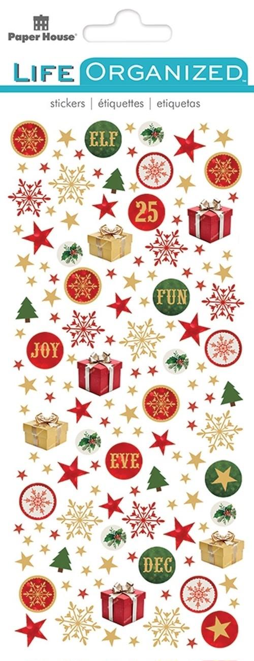 Micro Stickers / Christmas Joy / PH