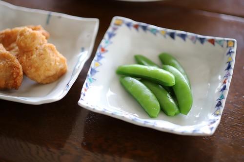 松尾貞一郎 4寸角取り皿 約12cm角 200519-K15 貞土窯(有田焼)