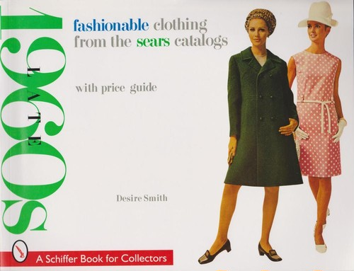 fashionable clothing from the sears catalogs late 1960s
