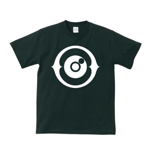 YOCO ORGAN Tshirt 002 Black×white(FREE)