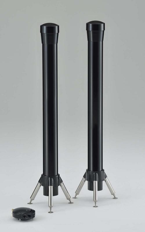 タイムドメインスピーカーシステム Dimension09 ハイグレードブラック