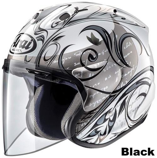 ARAI SZ-RAM4X STYLE Black