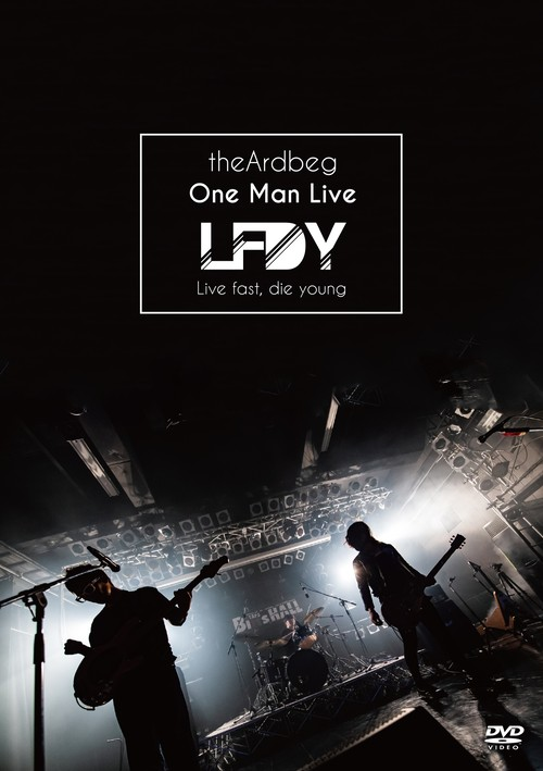theArdbeg ONE MAN LIVE DVD「LFDY」