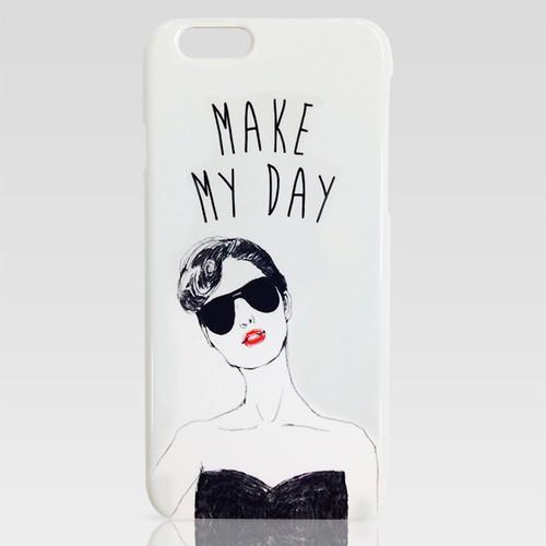 MIZUKI スマートフォンケース 【Make My Day】