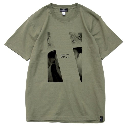 QUOLT / クオルト |【SALE!!】ARMY TEE / プリントTeeシャツ