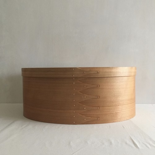Shaker Oval Box #10 / Tiny work shop
