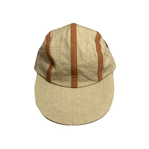 NOROLL / WARBLER CAP -BEIGE-