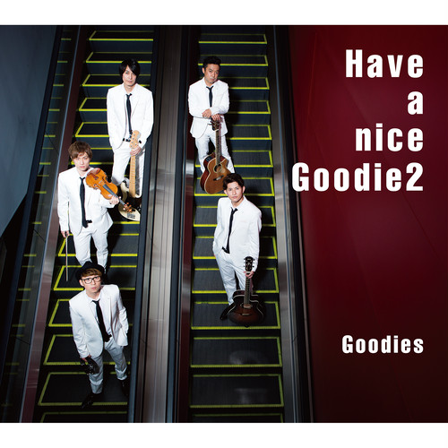 [Goodies] Album 「Have a nice Goodie2」-G1 style-