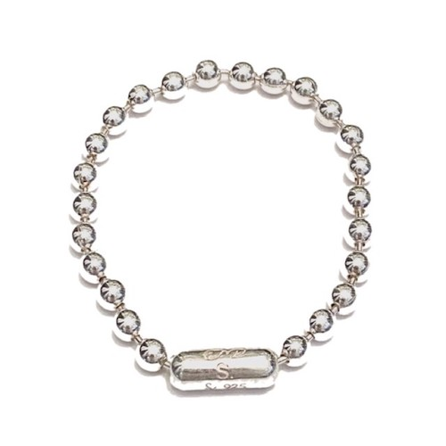 ball chain bracelet -L- regular.