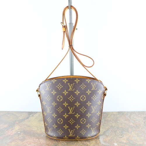 .LOUIS VUITTON M51290 SD0051 MONOGRAM PATTERNED SHOULDER BAG MADE IN USA/ルイヴィトンドルーオモノグラム柄ショルダーバッグ2000000054643