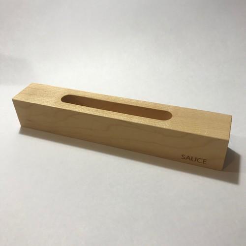 木製iPhone スティック スピーカー・メープル
