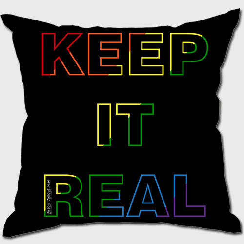 Keep It real クッション