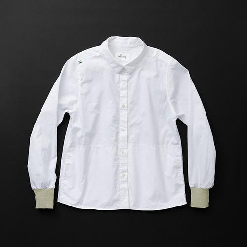 レディス pockets 白×羊